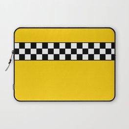 NY Taxi Cab Cosplay Laptop Sleeve