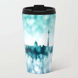 Washington DC Skyline Travel Mug
