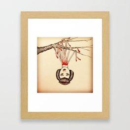 Devoted Love Framed Art Print