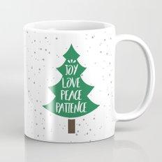 Tree of Christmas Present Mug