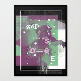 S E X X G O D  II Canvas Print