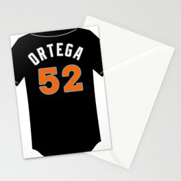 Rafael Ortega Jersey Stationery Cards