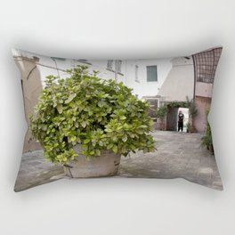 Inne yard Rectangular Pillow