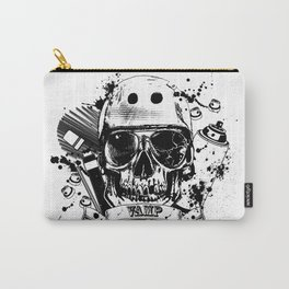 SkullAndCrossbones Carry-All Pouch