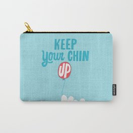 Keep Your Chin Up Carry-All Pouch