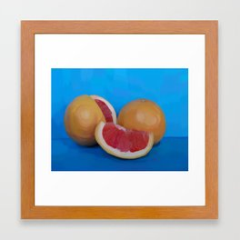 Out of Sight Framed Art Print