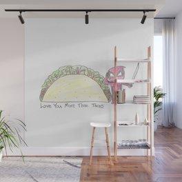 Merc Taco Sketch Wall Mural