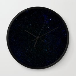 The Darkest Night Wall Clock