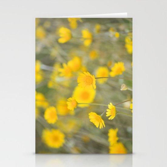 Sunshine Dance Stationery Cards