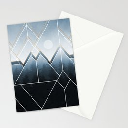 Fading North Stationery Cards