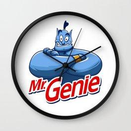 Mr. Genie Wall Clock