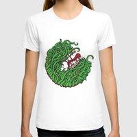 """teeth T-shirts featuring """"Teeth"""" by Daniel Gestri"""