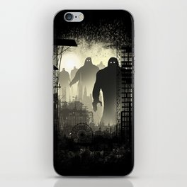 THE VISITORS iPhone Skin