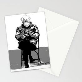 Bernie's Mittens Stationery Cards