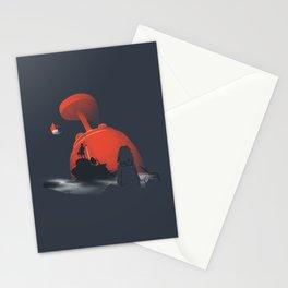 Furi Kuri - Nothing amazing happens here Stationery Cards