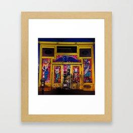 Joyous Exaltation Framed Art Print