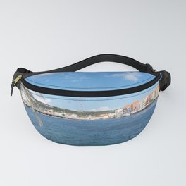 The View To Curacao Fanny Pack