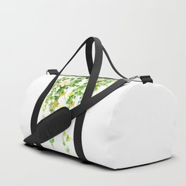 Watercolor Ivy Duffle Bag