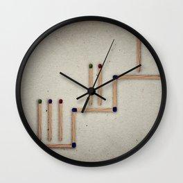 way to success Wall Clock