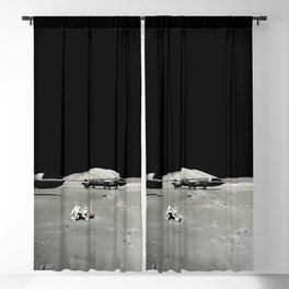 Space 1999 Eagles Blackout Curtain
