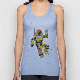 Hello Spaceman Unisex Tank Top