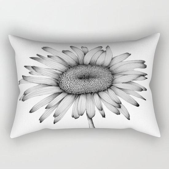Daisy Rectangular Pillow