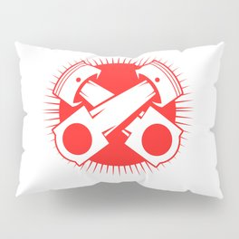 Car Mechanic Quote Gift Horsepower Torque Pillow Sham