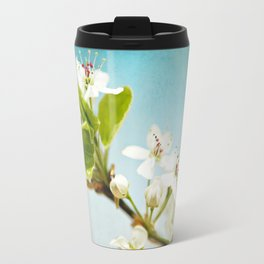 Sunshine always follows the rain. Travel Mug