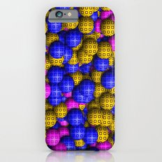 Patterned Balls Slim Case iPhone 6s