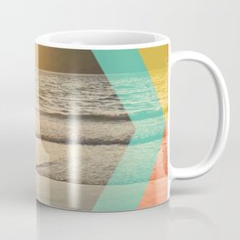 Port Erin - color graphic Coffee Mug