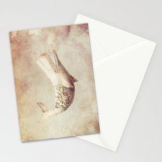 Far and Wide (sepia option) Stationery Cards