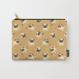 Pug Life (Pattern) Carry-All Pouch