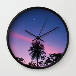 PalmaLuna Wall Clock
