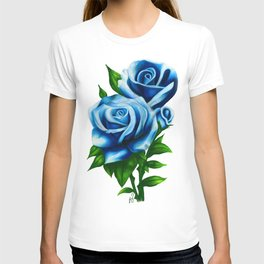 Blue Roses T-shirt