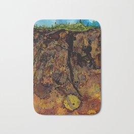 Soil mantle Bath Mat