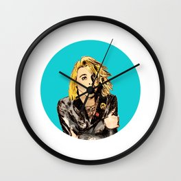 Jeffrey Lee Pierce Wall Clock