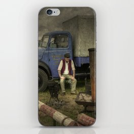 Somerset Roadies iPhone Skin