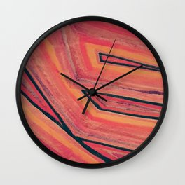 Form And Content Wall Clock