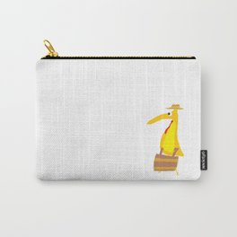 Busy Bird Carry-All Pouch