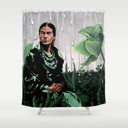 FRIDA and THURST Shower Curtain