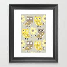 Hooty Tooty Framed Art Print