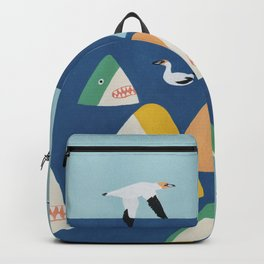 Shark Park Backpack