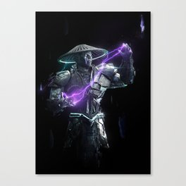 Raiden Canvas Print
