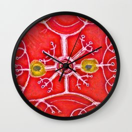 Energy Picture Wall Clock