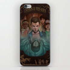 Geeks and Freaks iPhone & iPod Skin
