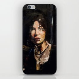 RTR Lara Croft iPhone Skin