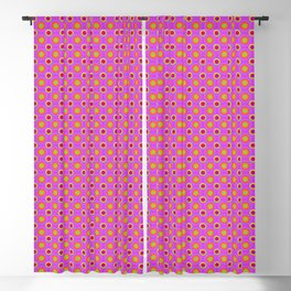 Glo-Dots! Blackout Curtain