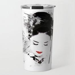 Kyoto Geisha Travel Mug