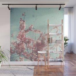 Candy Floss Wall Mural