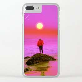 Jonny Clear iPhone Case